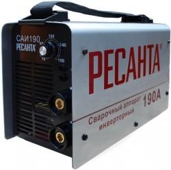 Инвертор сварочный РЕСАНТА САИ 190