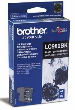 Картридж BROTHER LC-980BK