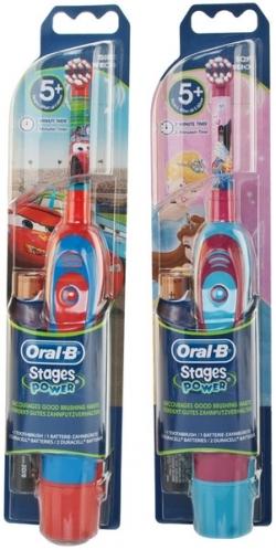Зубная щетка BRAUN Oral-B DB4.510K Kids Prince