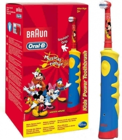 Зубная щетка  BRAUN  Oral-B D10.513K Mickey Kids