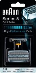 Сетка для бритв BRAUN Series 5 51S