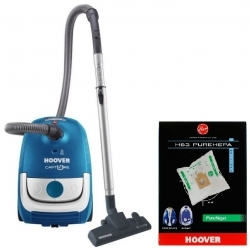 Пылесос  HOOVER  TCP 1401 019 + Пылесборник  HOOVER  Freespace H63