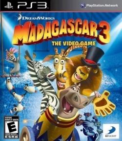 Игра  PS3 Madagascar 3 (PS3)