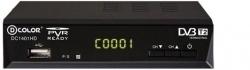 Ресивер цифровой D-COLOR DC1401HD