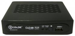 Ресивер цифровой D-COLOR DC930HD