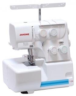 Оверлок JANOME T-34