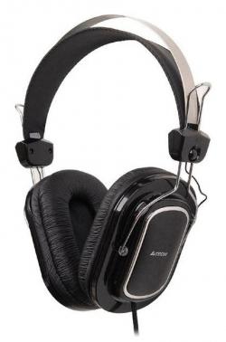 Наушники с микрофоном A4TECH HS-200