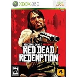 Игра  Xbox 360 Red Dead Redemption (Xbox 360)