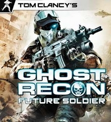 Игра  PC Tom Clancy`s Ghost Recon Soldier