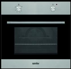 Духовой шкаф газовый SIMFER B 6GM 12011