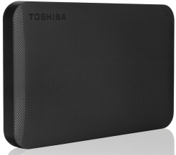 Внешний HDD TOSHIBA 2 Тб Canvio Ready
