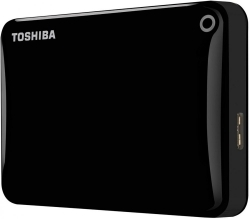 Внешний HDD TOSHIBA 1 Тб Canvio Connect II