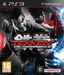 Игра  PS3 Tekken Tag Tournament 2 (Sony PS3)