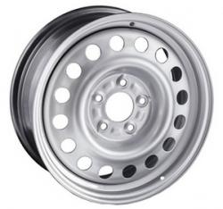 Диск автомобильный TREBL X40031 7X16/4X108 ET37.5 D63.3 SILVER