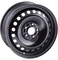 Диск автомобильный TREBL X40016 7X17/5X114.3 ET38 D67.1 BLACK