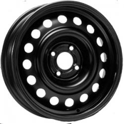 Диск автомобильный TREBL 7405T 5.5X15/4X100 ET51 D54.1 BLACK
