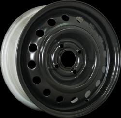 Диск автомобильный TREBL X40035 7X17/5X114.3 ET55 D56.1 BLACK