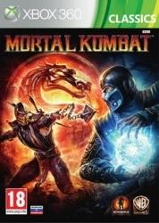 Игра  Xbox 360 Mortal Kombat (Xbox 360)