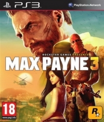 Игра  PS3 Max Payne 3 (Sony PS3)