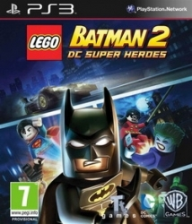 Игра  PS3 Lego Batman 2: DC Super Heroes (Sony PS3)