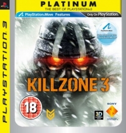 Игра  PS3 Killzone 3 PS3 (Sony PS3)
