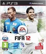 Игра  PS3 FIFA 12 (Sony PS3)