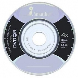 DVD-R SMART 8cm 1.4 Gb, 4x