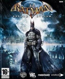 Игра  Xbox 360 Batman Arkham Asylum Classic (Xbox360)