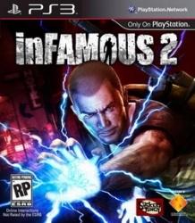 Игра  PS3 Дурная репутация 2 (Sony PS3)