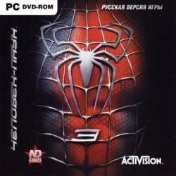 Игра  PC Человек-паук 3. Русская версия