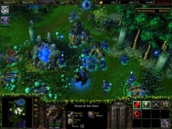 Игра  PC Warcraft III. Frozen Throne