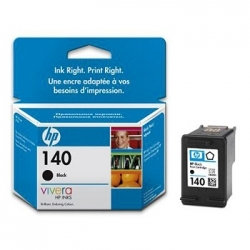 Картридж  HP  140 Black (CB335HE)