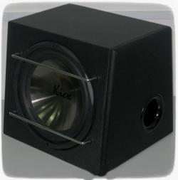 Сабвуфер  KICX  ICQ301 BPA