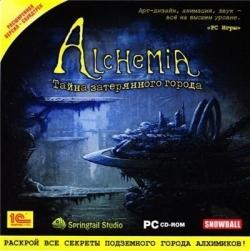 Игра  PC Alchemia. Тайна затерянного города