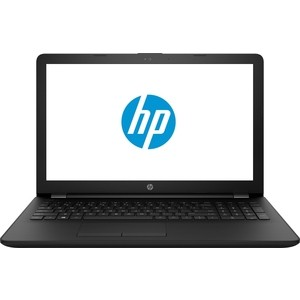 "Ноутбук HP 15-bs164ur (4UK90EA) Jack Black 15.6"" (HD i3-5005U/4Gb/1Tb/W10)"