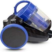 Пылесос Ginzzu VS422 черн/синий