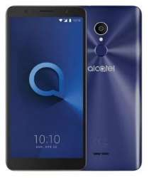 Смартфон ALCATEL 3C (5026D) Metallic Blue