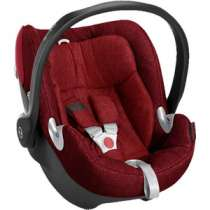 Автокресло Cybex Aton Q Plus Hot Spicy