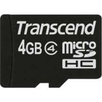 SD карта TRANSCEND TS4GUSDC4