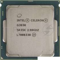 Процессор Intel Original Celeron G3930 Soc-1151 (BX80677G3930 S R35K) (2.9GHz/Intel HD Graphics 610) Box
