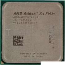 Процессор CPU AMD Athlon II X4 840(X) OEM {3.1ГГц, 4Мб, SocketFM2+}