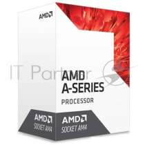 Процессор AMD CPU Bristol Ridge A12 4C/4T 9800E (3.1/3.8GHz,2MB,35W,AM4) box, Radeon R7 Series