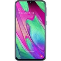 Смартфон SAMSUNG Galaxy A40 (2019) 4/64GB Blue