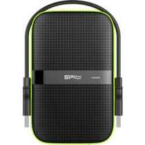 Внешний HDD SILICON POWER 1Tb SP010TBPHDA60S3K black (SP010TBPHDA60S3K)