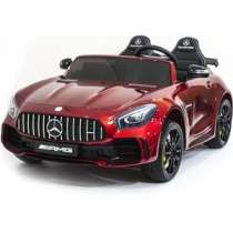 Электромобиль Harleybella Harley Bella Mercedes-Benz GT R 4x4 MP3 - HL289-RED-PAINT-4WD