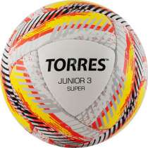 Мяч футбольный TORRES Junior-3 Super HS арт. F320303, р.3