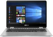 Ноутбук ASUS TP401MA-BZ261T Touch (90NB0IV1-M07140) Light Grey (cable и Stylus)