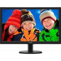 Монитор PHILIPS 243V5LHAB Black